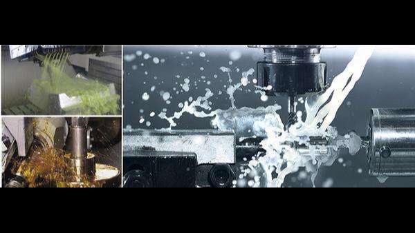 钢材切削加工如何选择切削液?