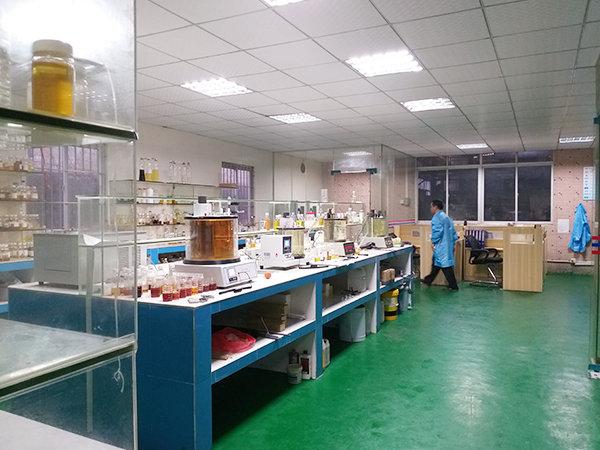 宇田-惠州生产基地一角